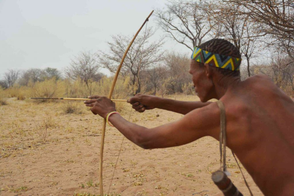 TUCSIN Tsumkwe Lodge - excursion to a village, activities