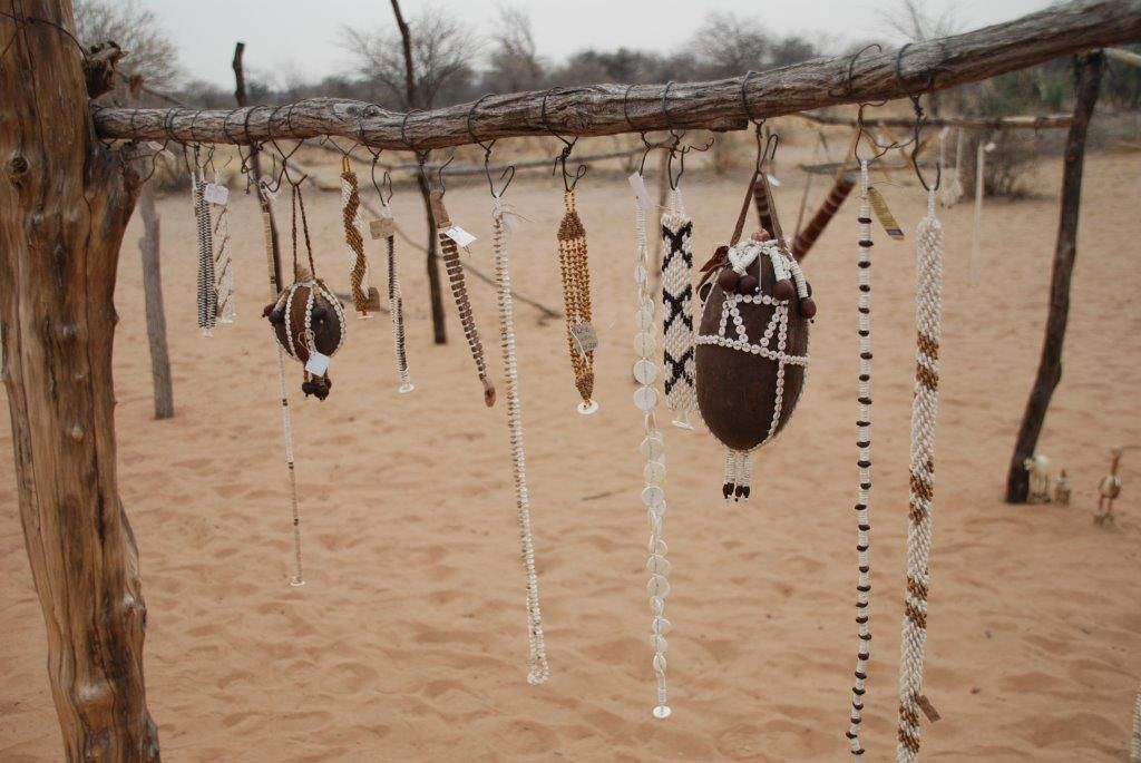 TUCSIN Tsumkwe Lodge - excursion to a village, San products, activities